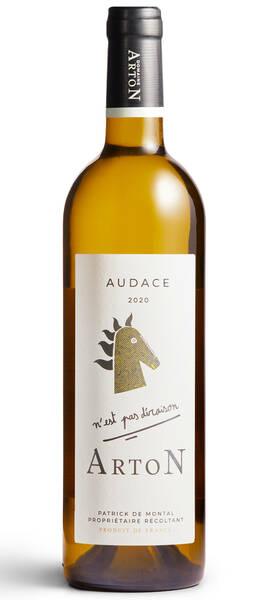 Domaine d'Arton - audace - Blanc - 2020