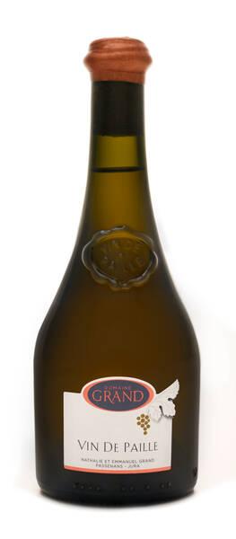 Domaine Grand - vin de paille - Liquoreux - 2014