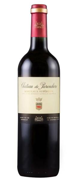 Château de Parenchère - château de parenchère - Rouge - 2016