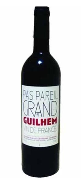 Domaine Grand Guilhem - pas pareil - Rouge - 2018