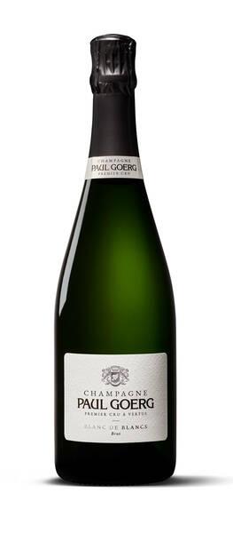 Champagne Goerg - paul  - blanc de blancs - Pétillant