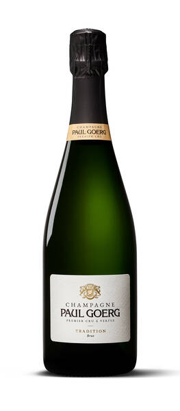 Champagne Goerg - paul  - tradition brut - Pétillant