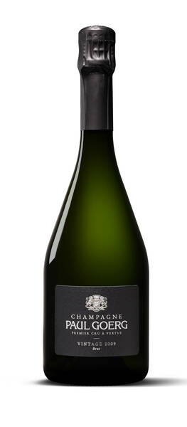 Champagne Goerg - premier cru vintage - Pétillant - 2009