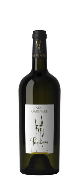 Mas Gabinèle - péchaligous - Blanc - 2017