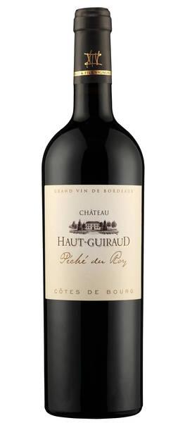 Château Haut-Guiraud - péché du roy - Rouge - 2018