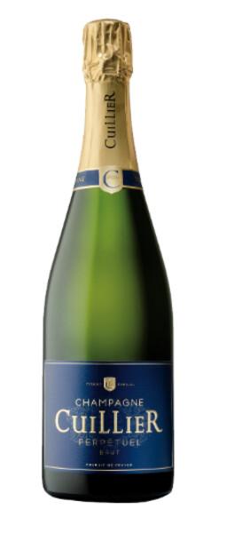 Champagne Cuillier - perpétuel - Pétillant