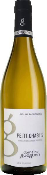 Domaine Celine et Fréderic Gueguen - petit chablis - Blanc - 2020