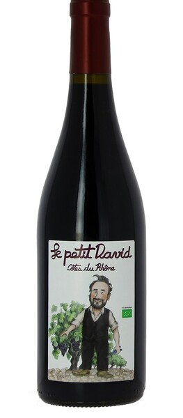 Vignobles David - le petit - Rouge - 2017
