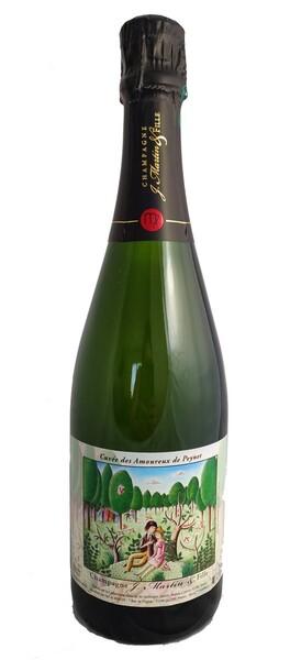 Champagne J. Martin & Fille - cuvée des amoureux de peynet brut tradition - Pétillant
