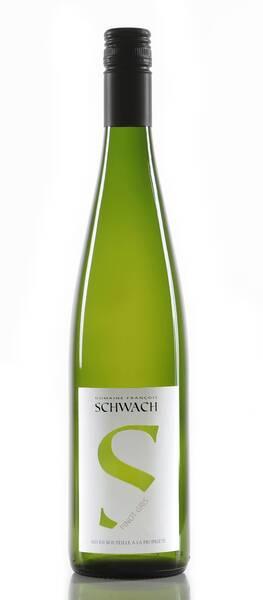 Domaine François Schwach - aromathèque pinot gris - vin biologique - Blanc - 2020