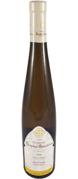Domaine Vins d'Alsace Sylvain Hertzog - pinot gris