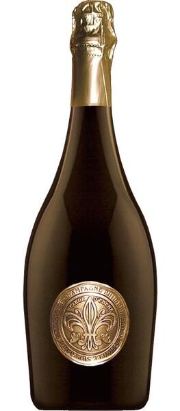 Champagne Prié - cœur d'ébène - Pétillant
