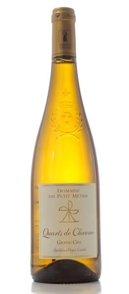 Domaine du Petit Métris - quarts de chaume grand cru - Liquoreux - 2015
