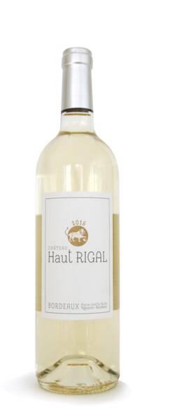Château Haut Rigal  - moelleux - Blanc - 2019