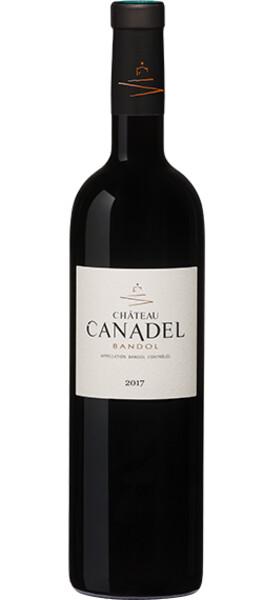 Château Canadel - bandol - Rouge - 2017