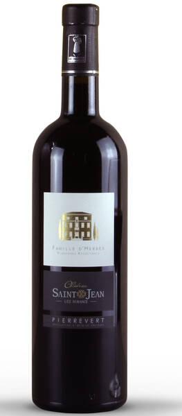 Château Saint Jean Lez Durance - pimayon - Rouge - 2015