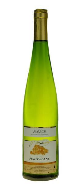 Domaine Jean Marie et Fabrice Wassler - Pinot Blanc (Guide Gilbert et Gaillard)