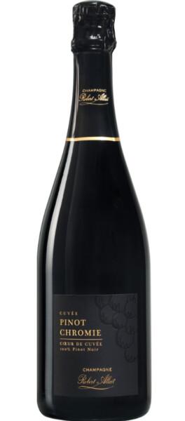 Champagne Robert-Allait - cuvée pinot chromie - Blanc