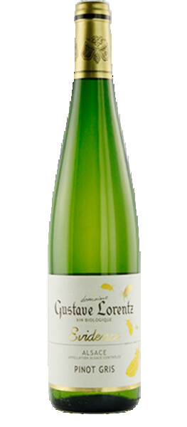 Domaine Gustave Lorentz - pinot gris