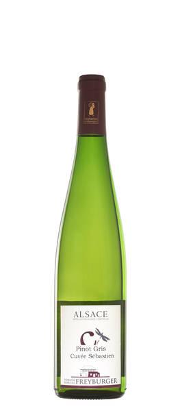 Domaine Marcel Freyburger - Pinot Gris 2015 Cuvée Sébastien