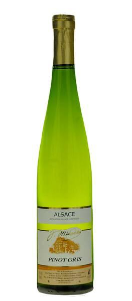 Domaine Jean Marie et Fabrice Wassler - Pinot Gris (Guide Gilbert et Gaillard)