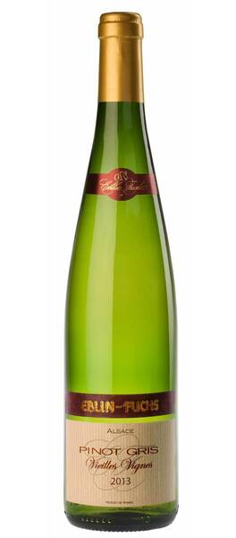 Domaine Eblin-Fuchs - Pinot Gris Vieilles Vignes 2013