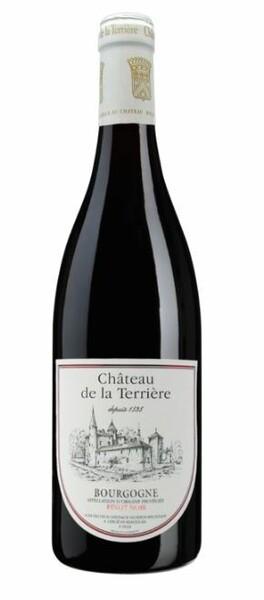 Château de la Terrière - pinot noir - Rouge - 2017
