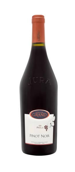 Domaine Grand - pinot noir en prêle - Rouge - 2019