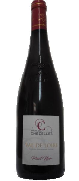 Domaine des Chézelles - pinot noir - Rouge - 2020
