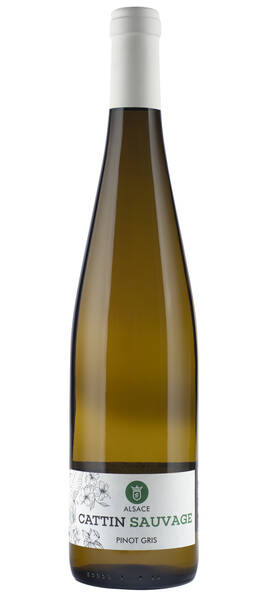 Joseph CATTIN - sauvage - pinot gris - Blanc - 2020