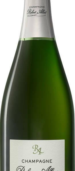 Champagne Robert-Allait - cuvée plaisir nature zéro dosage - Blanc