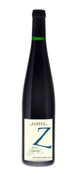 Maison Zeyssolff - Pinot Noir Réserve Particulière - Rouge - 2018