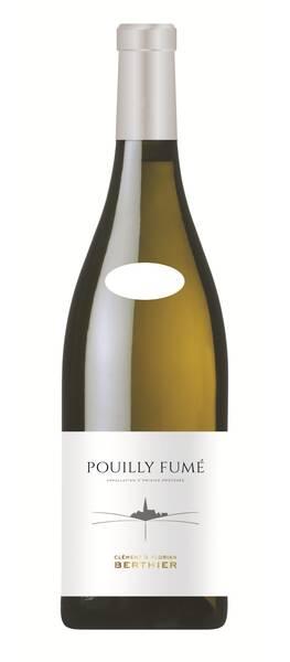 Vignobles Berthier - pouilly fume - clement & florian - Blanc - 2019