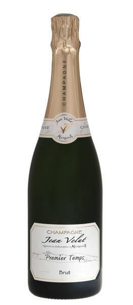 Champagne Velut - premier temps - Blanc