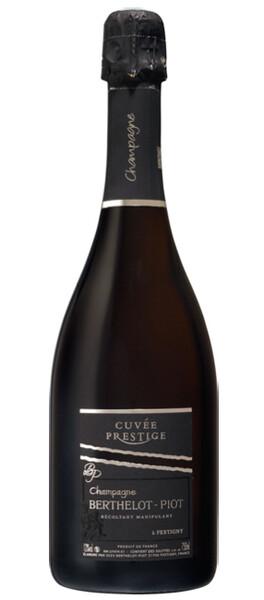 CHAMPAGNE BERTHELOT-PIOT - cuvée prestige - Blanc
