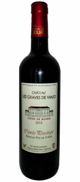 Château Les Graves de Viaud - Cuvée Prestige