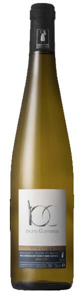 DOMAINE BRUNO CORMERAIS - prestige - Blanc - 2017