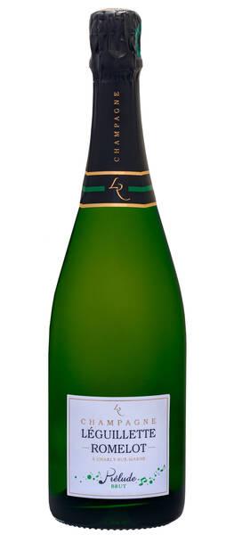 Champagne LEGUILLETTE ROMELOT - prélude brut - Blanc
