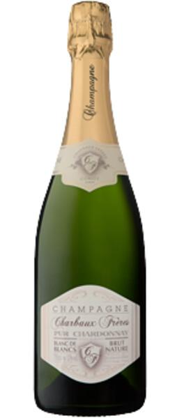 Champagne Charbaux Frères - pur chardonnay - Pétillant