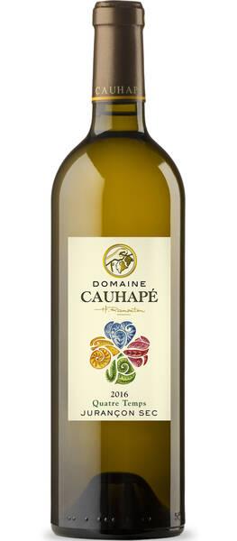 Domaine Cauhapé - quatre temps - jurançon sec - Blanc - 2017