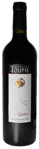Domaine La Toupie - Quatuor