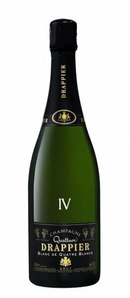 Champagne Drappier - quattuor - Pétillant