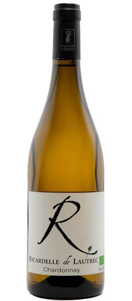 Domaine Ricardelle de Lautrec - chardonnay r - Blanc - 2011