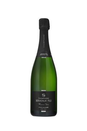 Champagne Serveaux Fils - raisins noirs - Blanc