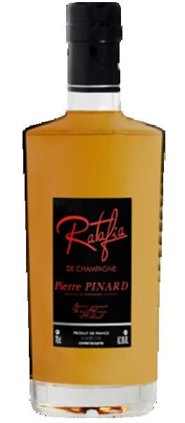 Champagne Pierre Pinard - ratafia champenois - Liquoreux