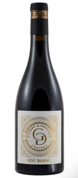 Château Gilbert & Gaillard - roc blanc - Rouge - 2016