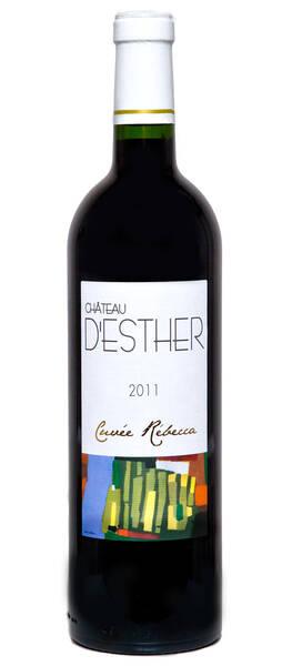 Château d'Esther - cuvée rébecca - Rouge - 2016