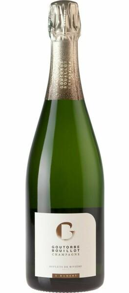 Champagne Goutorbe Bouillot - reflets de rivière - Pétillant
