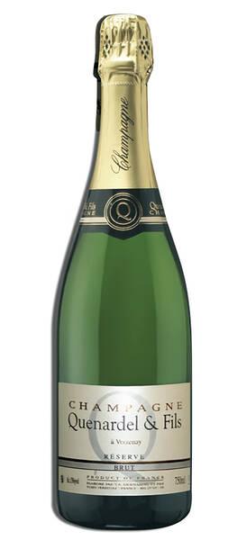 Champagne Quenardel et Fils - Réserve Brut - Pétillant