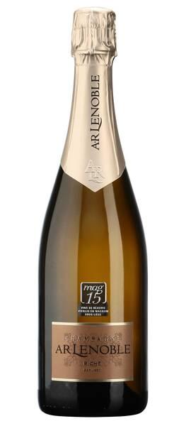 Champagne A.R Lenoble - riche